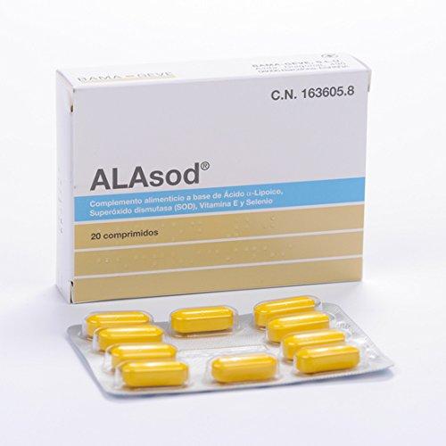Alasod Alasod 20 Comp 21 g