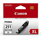 Canon CLI-251XL Gray Ink Tank Compatible to MG6320, MG7120, iP8720, MG7520