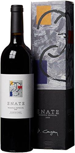 ENATE Reserva Especial 2005, Cabernet Sauvignon y Merlot, Vino Tinto, DO Somontano, Crianza 17 Meses, Botella 75cl