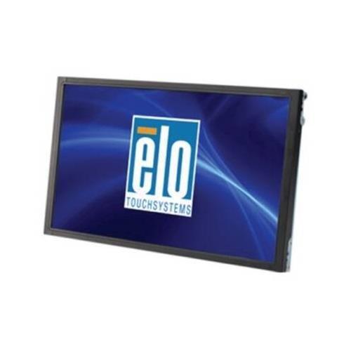 Elo 2243L LCD-Touchscreen-Monitor (22 Zoll / 55,9 cm), mit offenem Rahmen, 16:9, 5ms, 1920 x 1080, 1000:1, 250 Nit, DVI/USB/VGA, Schwarz E059181