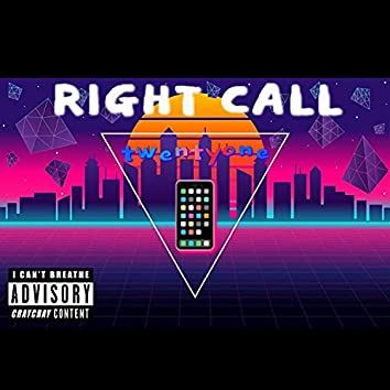 Right call
