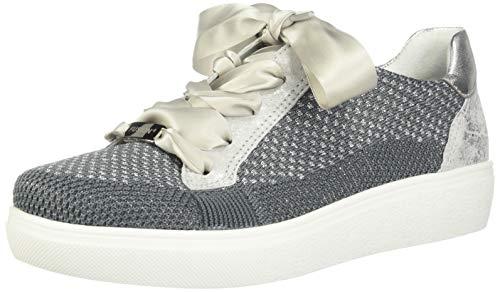 ARA Women's Natalya Shoe, Grey Woven, 4.5 W UK (7 US)