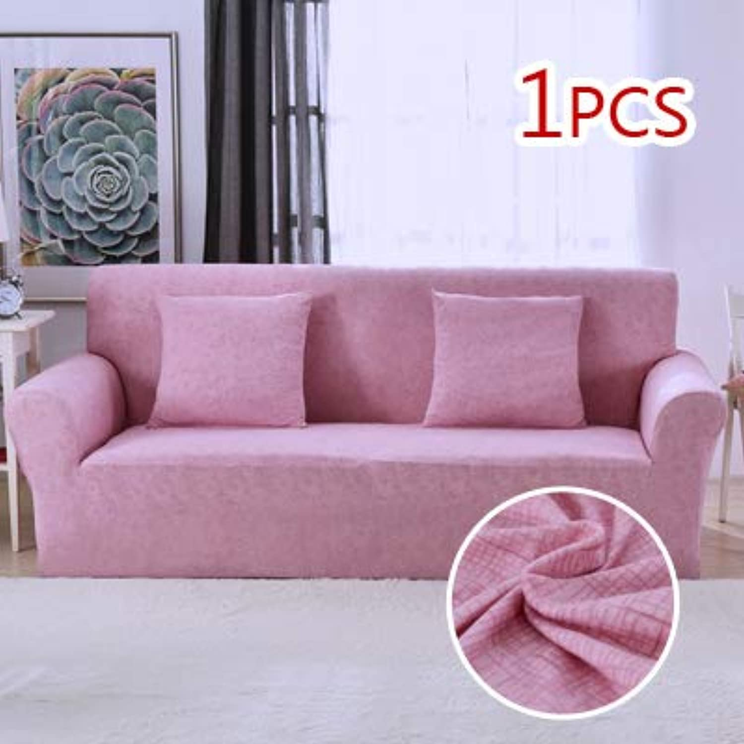 Cross Pattern Elastic Stretch Universal Sofa Covers Sectional Throw Couch Corner Cover Cases for Furniture Armchairs Home Decor   6, Two seat Sofa