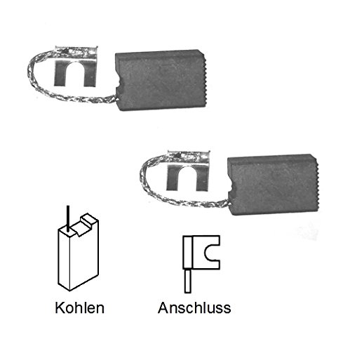 ULFATEC ® Kohlebürsten für Bosch D 23/13, GBM 16-2 RE, GBM 23-2 E - 6,4x12,5x18mm (2015)