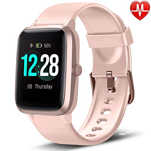 LETSCOM other ID205L Fitness Heart Rate, Smart, Activity Tracker, Step, Sleep Monitor, Calorie...