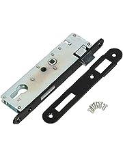 KOTARBAU Insteekslot 72/34 PZ tegenplaat verzinkt links/rechts buisframeslot deurslot binnen/buiten veiligheidsslot (rechts)