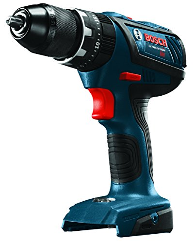 Bosch HDS181AB Bare-Tool 18V Lithium-Ion 1/2' Compact Tough Hammer Drill/Driver