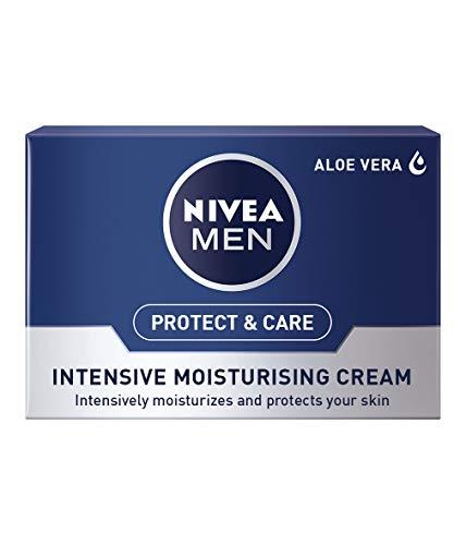 NIVEA MEN Intensive Moisturising Face Cream Protect & Care (50 ml), Face...