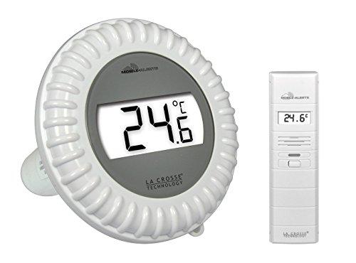 La Crosse Technology MA10001Starter-Kit Wetterstation, Mobile Alerts
