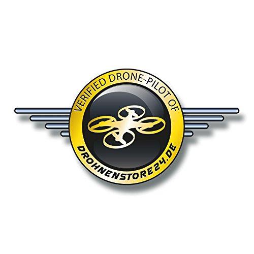 SYMA X5SW WiFi Quadrocopter Explorers 2 Drohne Live FPV Videoübertragung Schwarz 2,4Ghz FPV Kamera Copter Card
