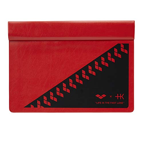 arena(アリーナ) プールバッグ クラッチプルーフバッグ +K (プラスケー) コレクション KKAR-103 (RED)レッド×ブラック フリーサイズ