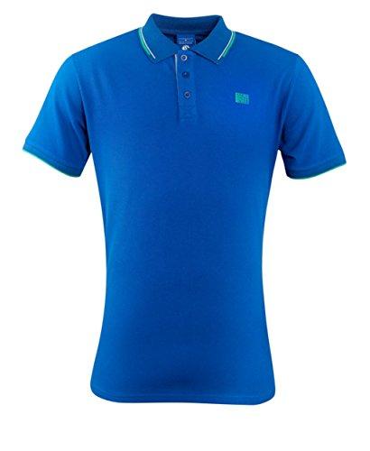 FC Schalke 04 Polo-Shirt 1904 blau Größe M