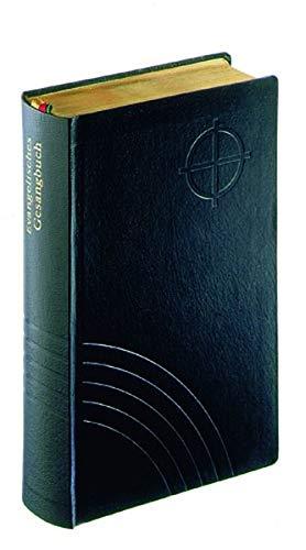 evangelisches Gesangbuch Taschenausgabe, Hannover, schwarz, Leder