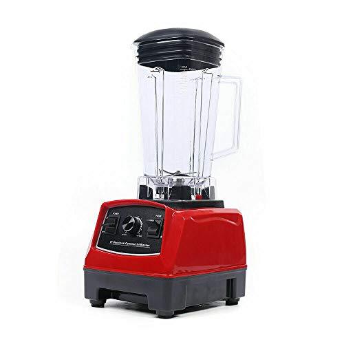 TBVECHI Electric Countertop Blender, 1500W 2 HP 2 Liters Table Blender Mixer Juicer Milk Shake...