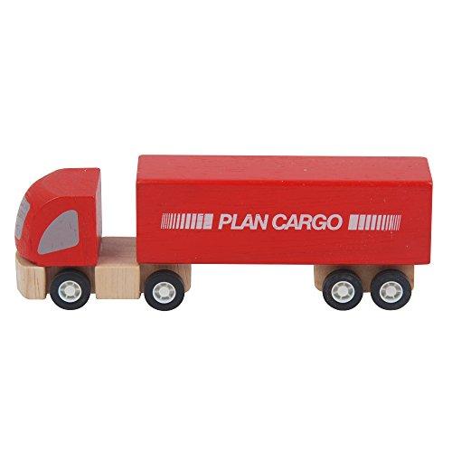 Plan Toys City Series Cargo Truck
