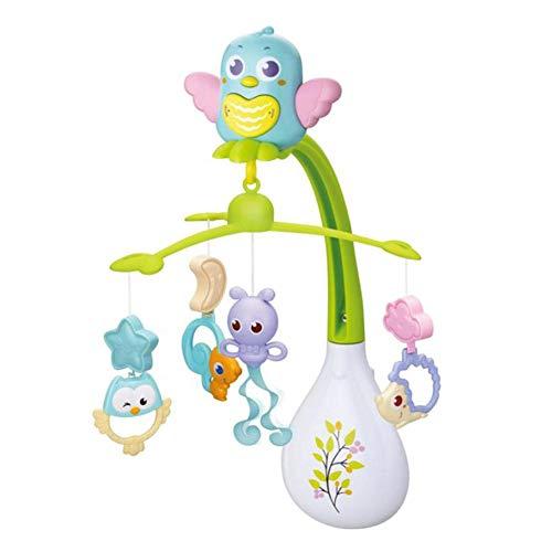 Babybett Mobile Hanging With 16 Melodies Rotating Musical Rattle Multifunktionale Spieluhr Spielzeug Für Neugeborene Jungen Jungen Mädchen Schlafen