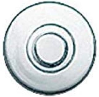 Ronde siliconen bril neuspads / brillenpads kliksysteem 9 mm - .35'' 10 paar