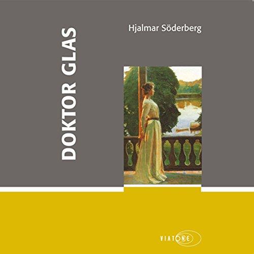 Doktor Glas audiobook cover art