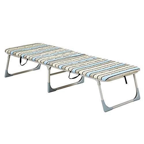LANZHEN-RY Silla de Gravedad Plegable de Aluminio Pesca Que acampa de la Cama for Dormir la Tienda Portable Mochila al Aire Libre Que va de excursión de Caza para el hogar, jardín, Patio.