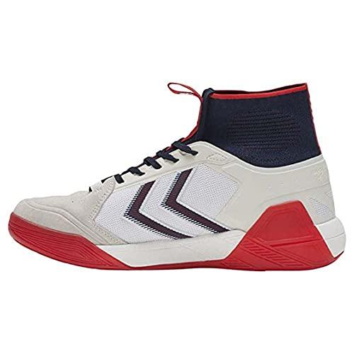 hummel Unisex Handballschuhe Algiz Mid 212114 Marshmallow 45