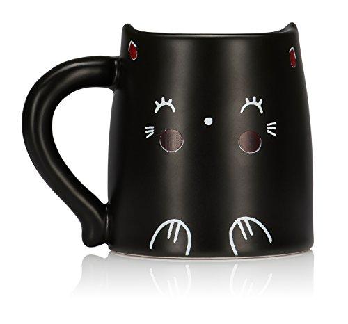 Oh K! mug Chat Noir pour café et thé
