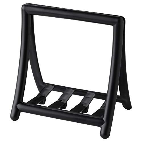 IKEA 503.428.50 Greja Serviettenhalter, schwarz