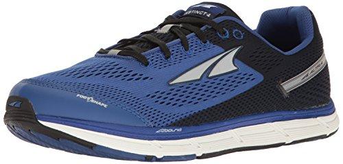 ALTRA Men's Instinct 4 Running Shoe, Royal Blue/Black, 9 M US
