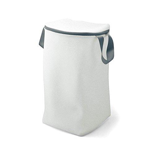 [ベルメゾン] メッシュが選べる洗濯ネット ホワイト タイプ:小 タイプ:ダブルメッシュ