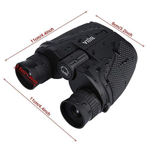 G4Free 12x25 Compact Binocular for Adults Small Lightweight Binoculars High Powered for Bird Watching Traveling