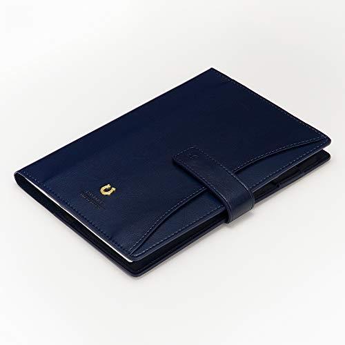 MARK'S(マークス)『EDiT週間ノート2019年12月始まりセミA5ネブラスカベルト付きジャケットペディール』