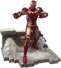 Dragon Models Age of Ultron: Iron Man MK. 43 Action Hero Vignette Statue