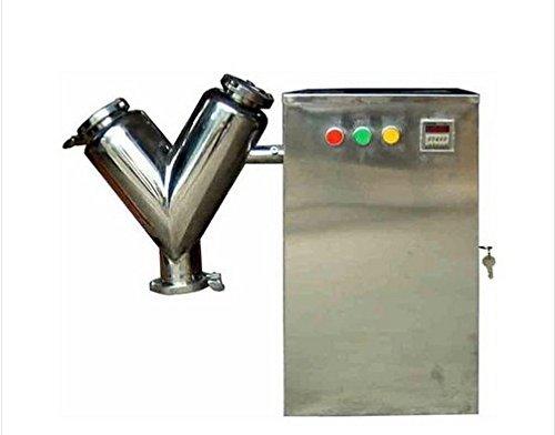 SINOSHON VH-5 ad alta efficienza mini V Tipo 2L 2kg 110V/220V Polvere Mixer Macchina di miscelazione