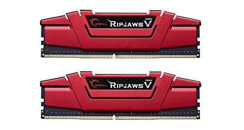 G.Skill 16GB DDR4-2400 16GB DDR4 2400MHz memory module - memory modules DDR4, PC/server, 2 x 8 GB, Dual, Heatsink