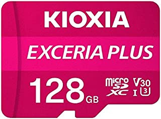 KIOXIA(キオクシア) 【国内正規品】microSDXCメモリカード 128GB Class10 UHS-IEXCERIA PLUS KMUH-A128G
