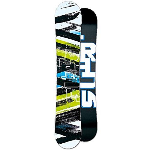 Unbekannt Trans Herren Camber Snowboard - CU Man White ~ 152 cm