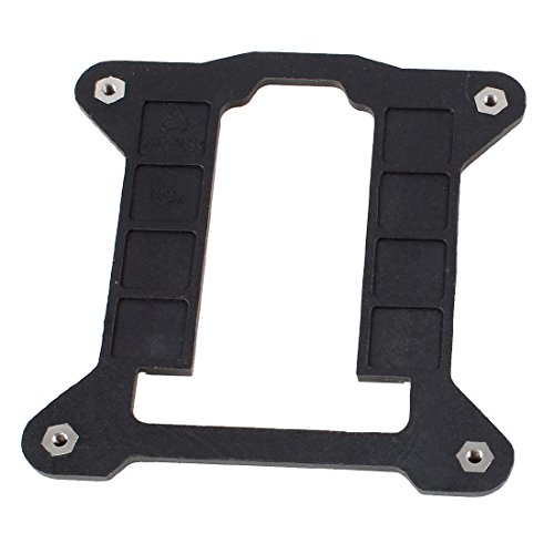 CPU Heatsink AMD Bracket Backplate for LGA 1155 1156 Motherboard