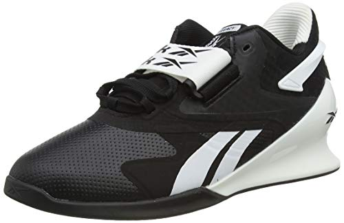 Reebok Womens Legacy Lifter II Running Shoe, Black/White/PUGRY6,39 EU