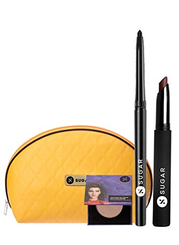 SUGAR Cosmetics Matte Attack Transferproof Lipstick - 05 Tan Halen...