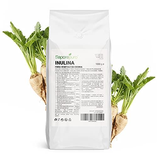 Inulina en Polvo 1 kg - Prebiotico Natural