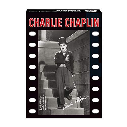 Gibsons Games Piatnik–Carte Charlie Chaplin Single Deck
