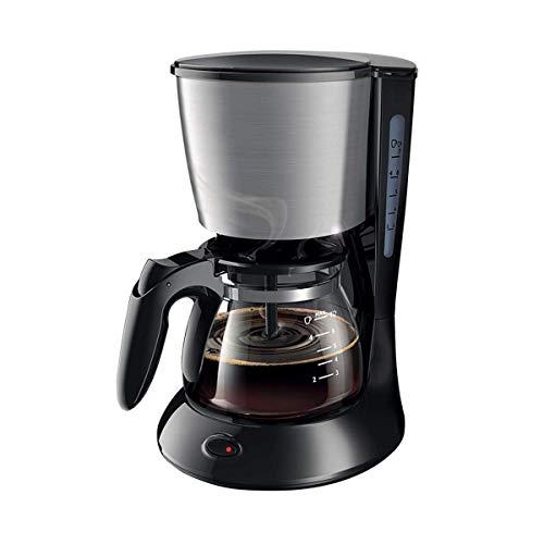 Ybzx Filterkaffeemaschine, Filterkaffeemaschinen mit 920 ml Glaskanne Kaffeemaschinen Maschine Anti-Tropf-Design Warm halten 700W