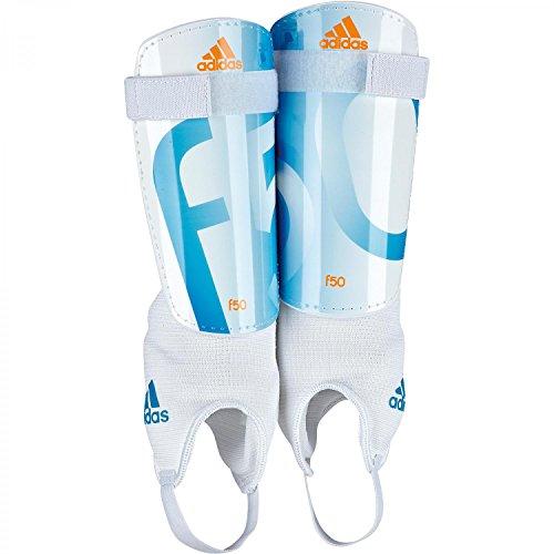 adidas Schützer F50 Replique, Weiß/Blau, XL