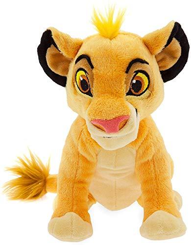 Disney Lion King 18 cm Simba Soft Sitzsack Spielzeug