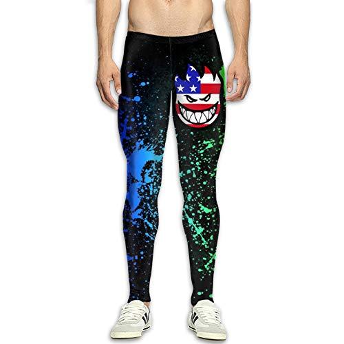 John J Littlejohn Spitfire-Flaghead Pantalones de Entrenamiento para Hombre Pantalones Deportivos para Hombre Pantalones Deportivos Pantalones Deportivos Pantalones de Fondo Cerrado para Hombre