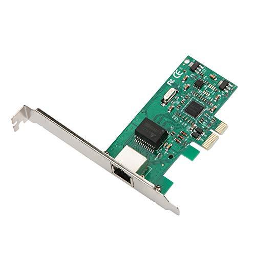 I-TEC PCIe Gigabit Ethernet LAN Scheda di rete 1000 100 10 Mbps