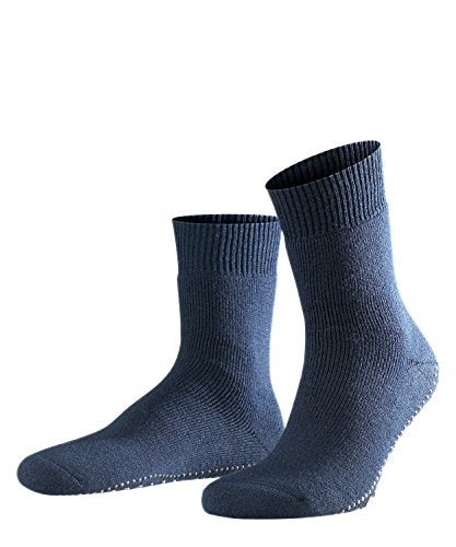 FALKE Unisex Socken, Homepads SO- 16500, Blau (Marine 6120), 43-46