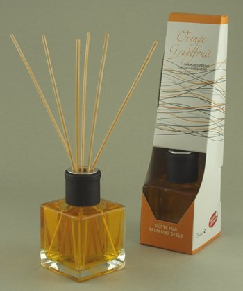 Aroma Manufaktur kamergeur diffuser aromasticks geuren voor RAUM EN SEEL Orange Grapefruit 100 ml