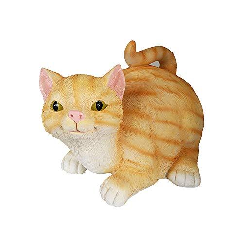 Cat Butt Tissue Holder Box Cover Dispenser Resin Home Bath Decor Funny Gift