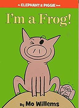 Paperback I'm a Frog! Book