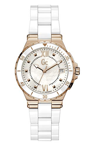 Reloj GC Guess Collection de Mujer Structura Lady Ceramic Y42001L1